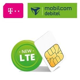 mobilcom-debitel green LTE (Telekom-Netz)
