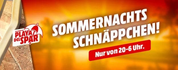 MediaMarkt Somemrnachts-Schnäppchen
