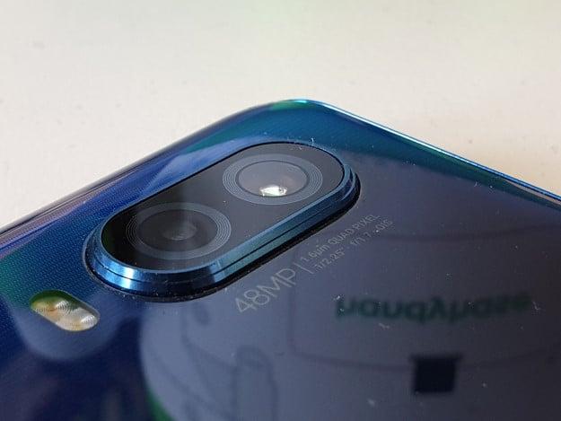 Motorola Moto One Vision Test