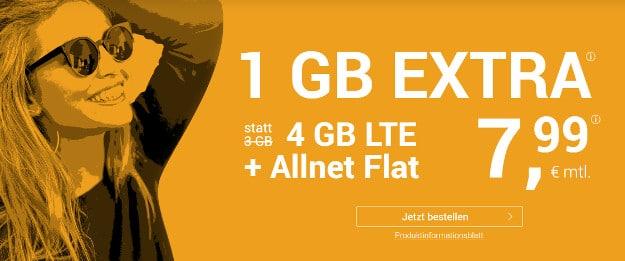 winsim lte 1 gb extra