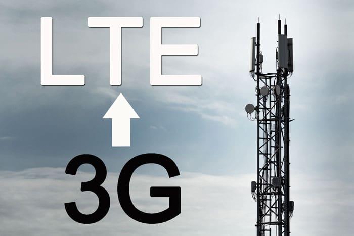 UMTS 3G Abschaltung