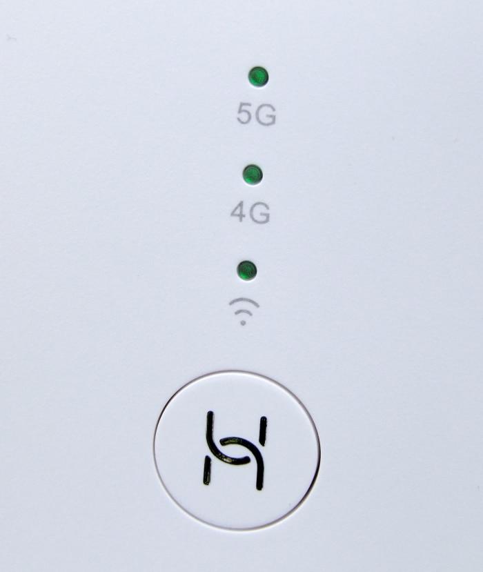 LEDs Vodafone GigaCube 5G