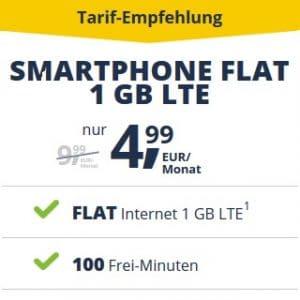 freenet Mobile Smartphone Flat LTE Vodafone Logo