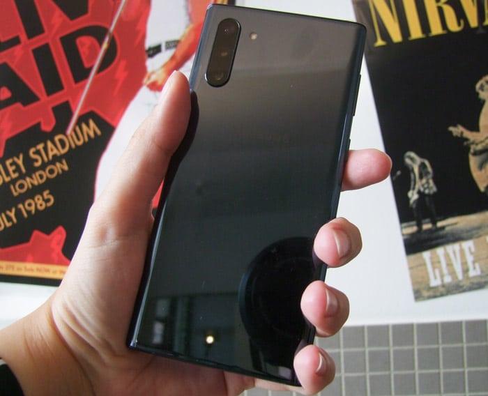Samsung Galaxy Note 10 im Test, Akku, Leistung, Power, Prozessor