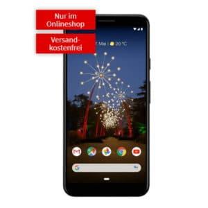 Google Pixel 3a XL + green LTE