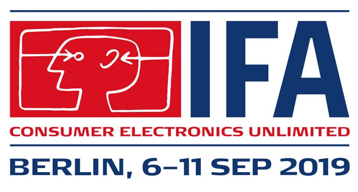 IFA 2019 in Berlin