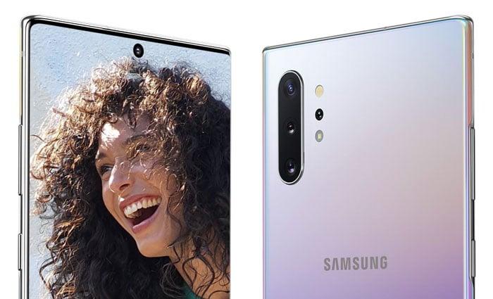 Samsung Galaxy Note 10 Plus 5G mit Vertrag