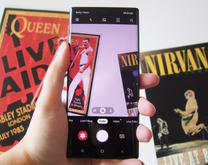 Samsung Galaxy Note 10 Test - Kamera, Zoom, Bildschirm, Aufnahmen