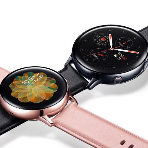 Samsung Galaxy Watch Active 2: Smartwatch mit LTE & Metallgehäuse für Sport-Fans - in zwei Größen!