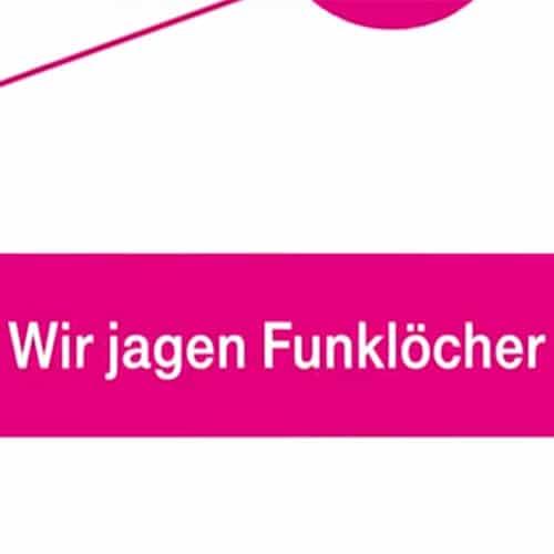"""Telekom Mobilfunk: """"Wir jagen Funklöcher"""" gestartet - Kommunen können aktiv mitmachen"""