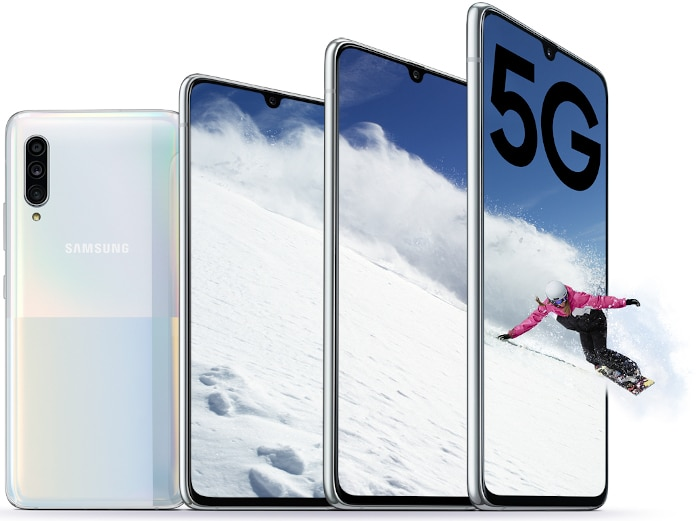 Samsung Galaxy A90 5G mit Vertrag