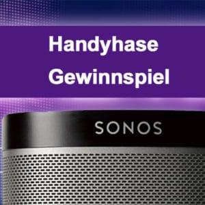 Wahnsinns Handyhase-Gewinnspiel: Gewinne eine von 5x Sonos Play:1 im Gesamtwert von 850 €!
