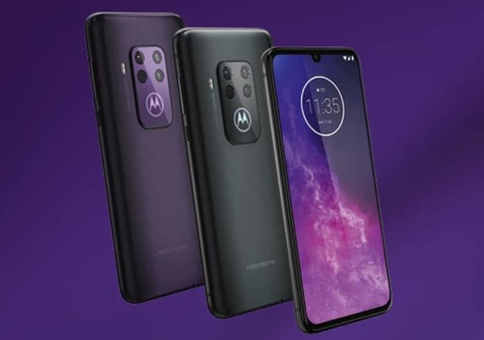Motorola One Zoom mit Vertrag: Beste Deals, Preis, Test & Datenblatt - Vierfach-Kamera-System mit optischem Zoom