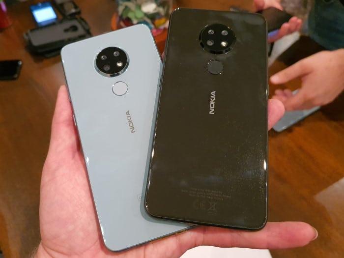 Nokia 6.2 Test