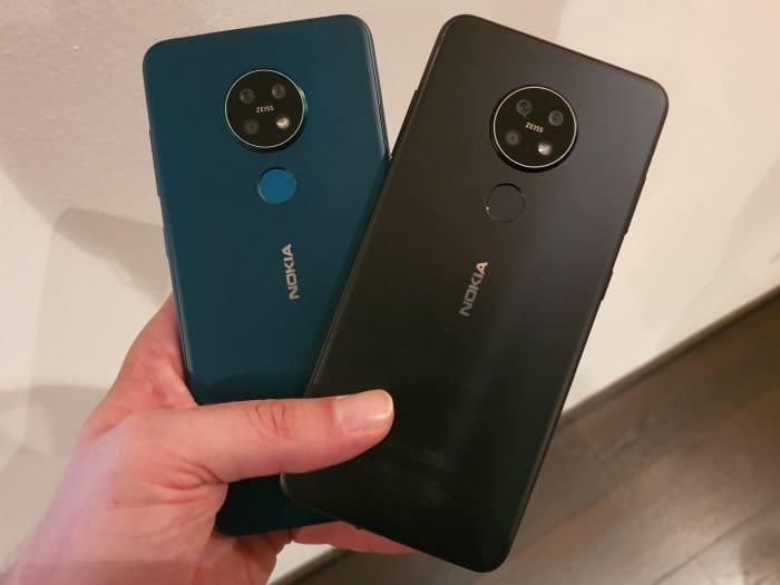 Nokia 7.2 Test