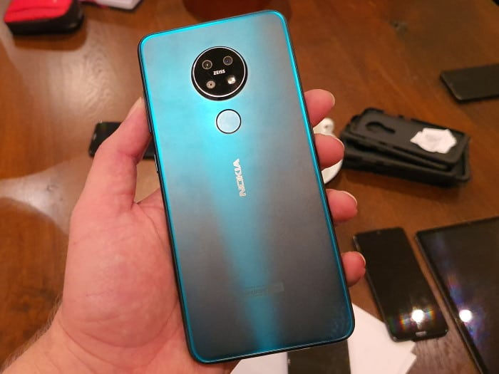 Nokia 7.2 Hands-On