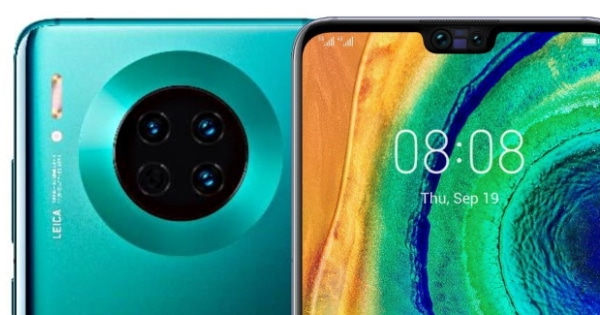 Huawei Mate 30 Leak