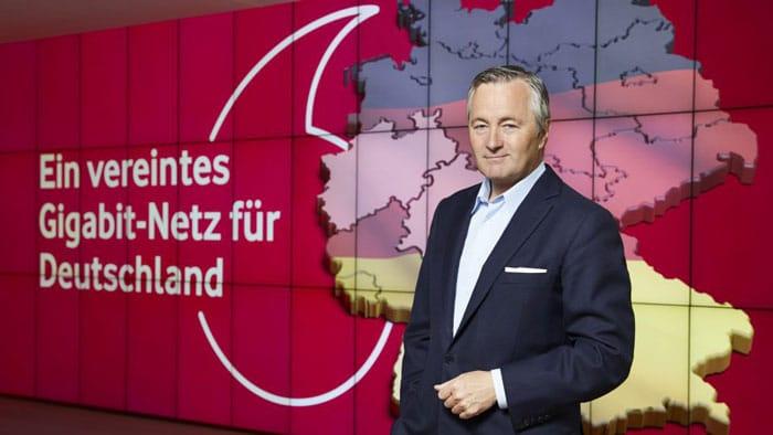 Vodafone schließt Übernahme von Unitymedia ab