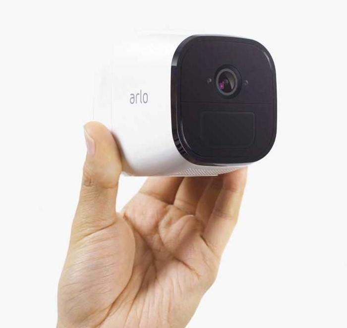 Arlo Go LTE V-Camera by Vodafone