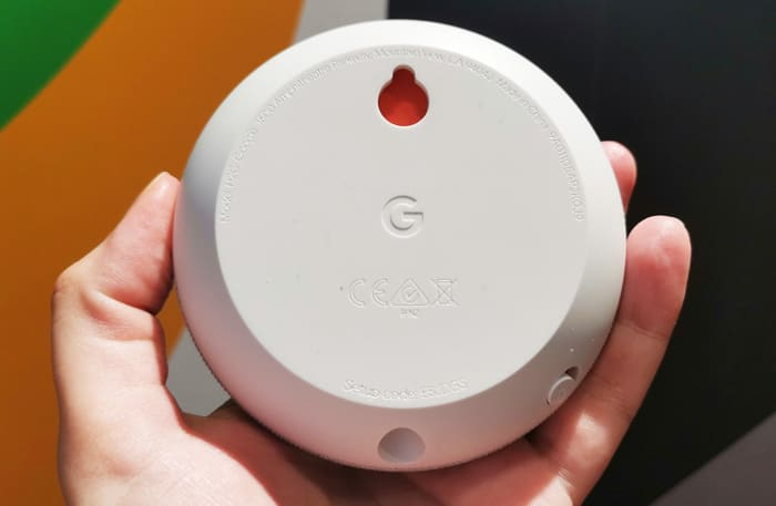 Google Next Mini Test