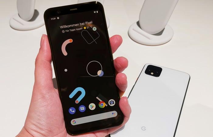Google Pixel 4 Test