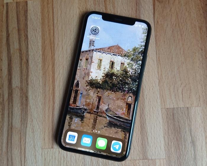 Apple iPhone 11 Pro Test