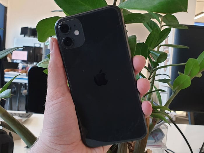 iPhone 11 Test