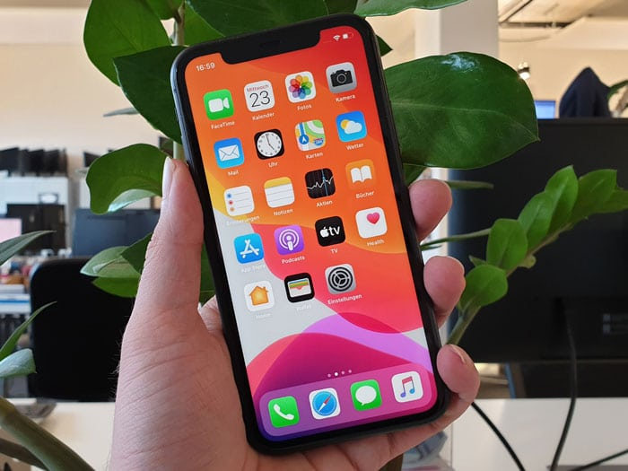 Apple iPhone 11 Test