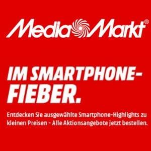 MediaMarkt Smartphone-Fieber: Handys günstig kaufen - Huawei P20 Lite für 179 €, iPhone Xs 512GB für 999 € u.a. Deals