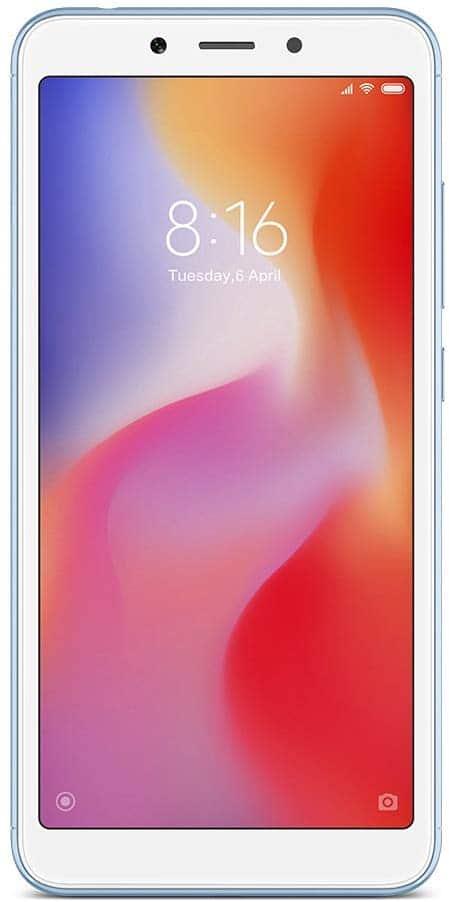 Xiaomi Redmi 6 mit Vertrag - Preis, Kaufen, Specs, Test