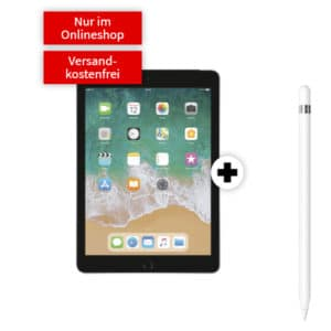 Apple iPad 2019 mit Pencil MediaMarkt