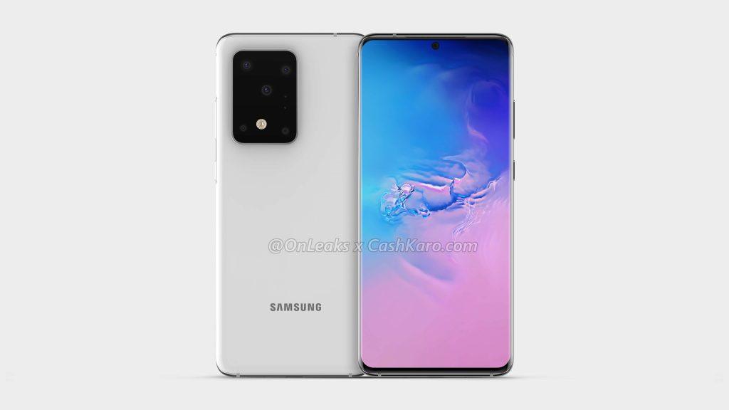 Samsung Galaxy S11 Plus Test