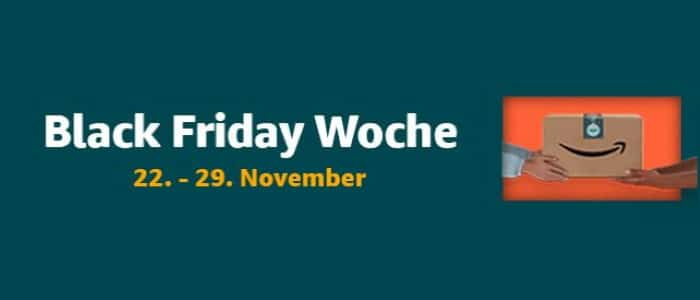 Amazon Black Friday Woche & Cyber Monday 2019