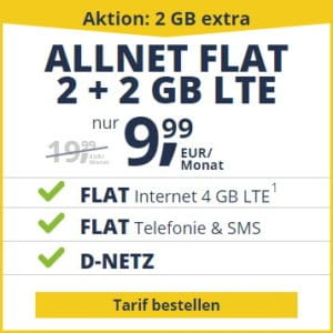 freenet mobile allnet flat