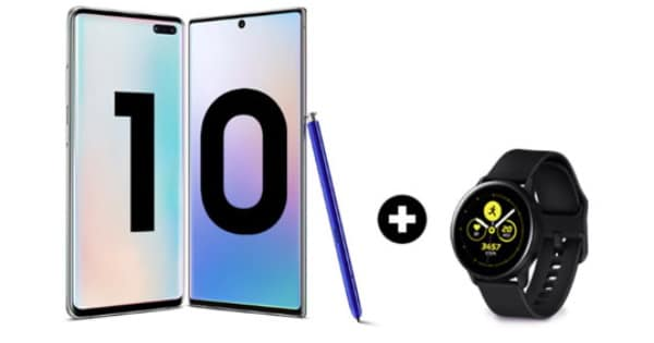 galaxy note 10 s10 watch active