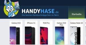 Ein eigener Sache: Handyhase.de im modernen Gewand und mit neuen Funktionen!