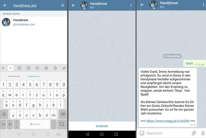 WhatsApp Newsletter wird eingestellt: Unsere künftigen Alternativen für die besten Deals & News auf Handyhase.de