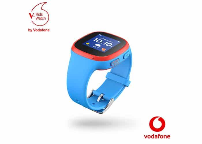 Klasse! V-Kids Watch von Vodafone für 59,99 €: Smartwatch mit GPS-Tracker für Kinder - Einschätzung & Details