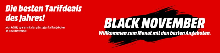 MediaMarkt Black November