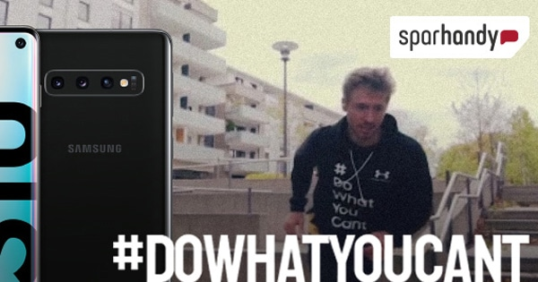 Handyhase-Gewinnspiel im November: Samsung Galaxy S10 128GB in Schwarz im Wert von 839 € gewinnen!