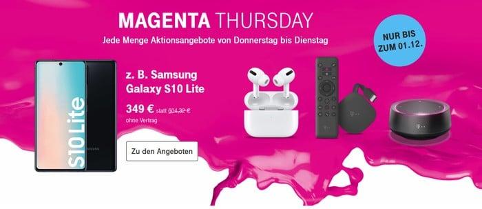 Telekom Magenta Thursday 2020
