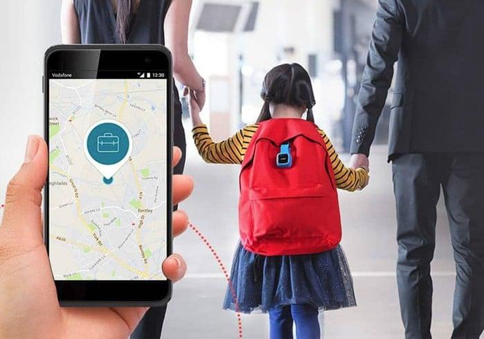 alcatel V-Bag MoveTrack by Vodafone bei Preisboerse24