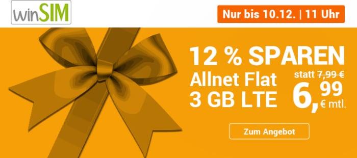 winSIM LTE Allnet-Flat