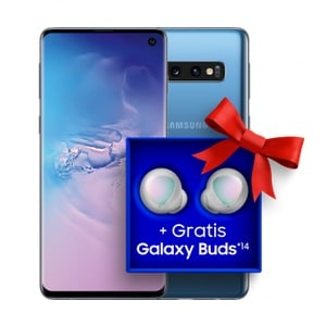 Galaxy S10 + Galaxy Buds Aktion Logo