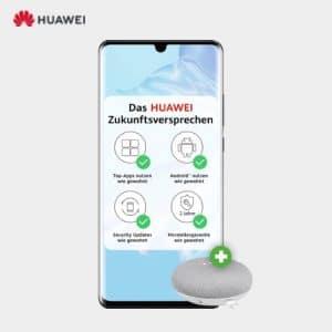 Huawei P30 Pro Google Home Mini