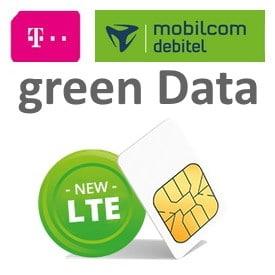 mobilcom-debitel green Data (Telekom-Netz)