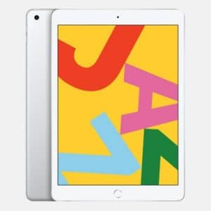 Apple iPad 2019 Logo