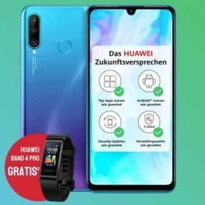 Huawei P30 lite + Band 4 Pro