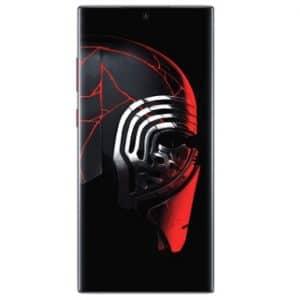 SAMSUNG Galaxy Note10 Plus Star Wars Special Edition Logo