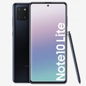 Samsung Galaxy Note 10 Lite + S-Pen